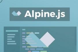 Alpine.js简介:小巧实用的JavaScript框架