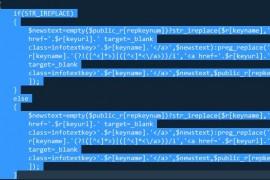 帝国cms仿站中文章内链被拆分的处理方法