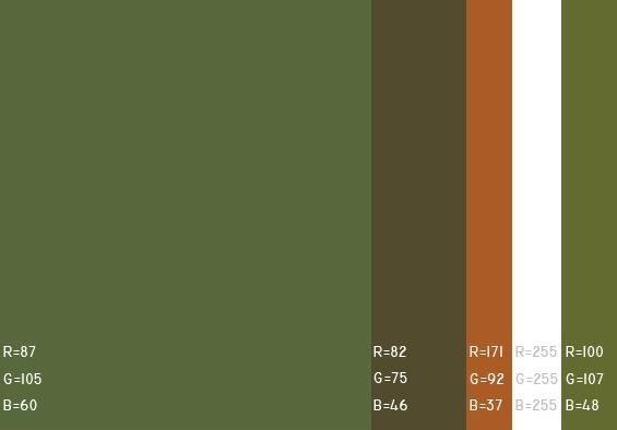 视觉最舒服的网站颜色搭配,多种网页配色方案任你选! 网站颜色搭配 网页配色方案 第3张