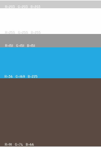 视觉最舒服的网站颜色搭配,多种网页配色方案任你选! 网站颜色搭配 网页配色方案 第19张