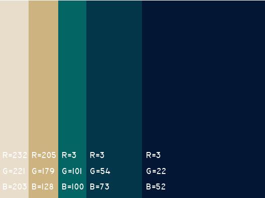 视觉最舒服的网站颜色搭配,多种网页配色方案任你选! 网站颜色搭配 网页配色方案 第22张