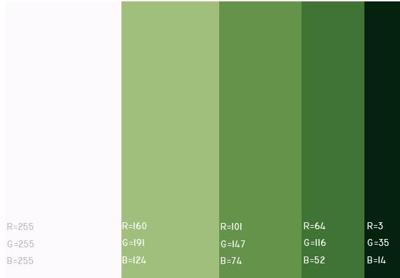 视觉最舒服的网站颜色搭配,多种网页配色方案任你选! 网站颜色搭配 网页配色方案 第30张