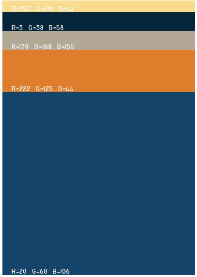 视觉最舒服的网站颜色搭配,多种网页配色方案任你选! 网站颜色搭配 网页配色方案 第32张