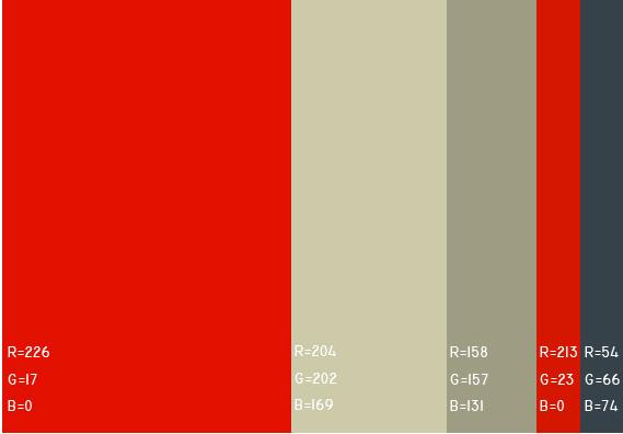 视觉最舒服的网站颜色搭配,多种网页配色方案任你选! 网站颜色搭配 网页配色方案 第33张
