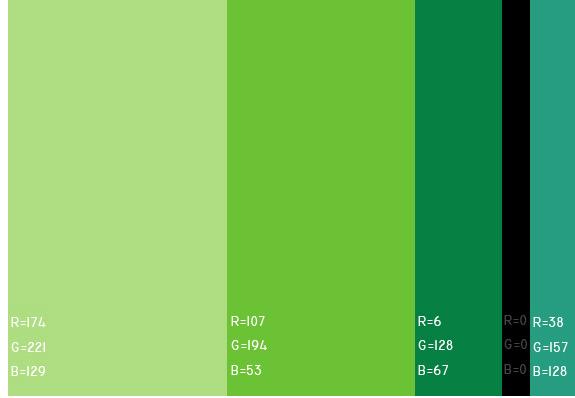 视觉最舒服的网站颜色搭配,多种网页配色方案任你选! 网站颜色搭配 网页配色方案 第40张