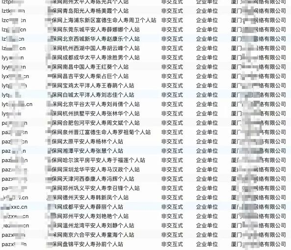 网赚教程:解密某保险公司9000个网站SEO矩阵玩法 网赚教程 SEO矩阵玩法 第1张