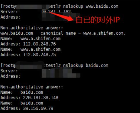 站长常用命令工具:nslookup命令详解 站长常用命令工具 第2张