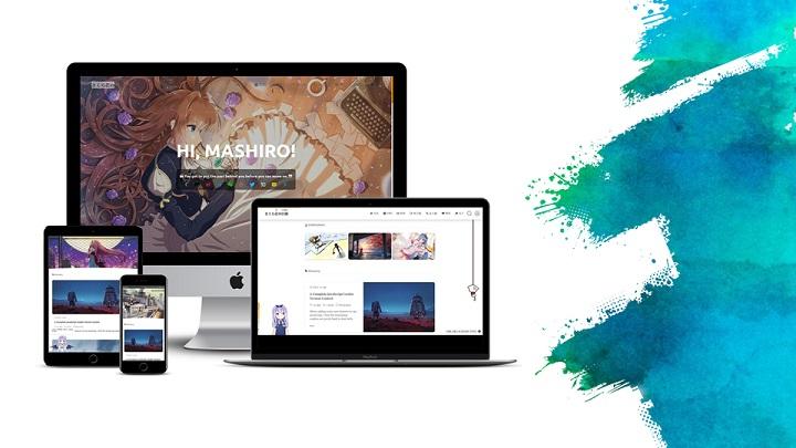 WordPress个性博客主题 Sakura 官方开源版 免费下载 WordPress博客主题 WordPress开源免费主题 第1张