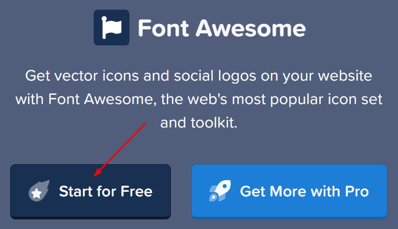 fontawesome图标不显示的原因及解决方法 fontawesome图标 第1张